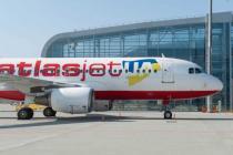 Atlasjet Ukraine приостановит выполнение рейсов