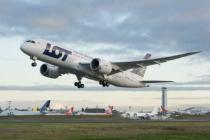 LOT в августе откроет регулярные рейсы из Киева в Быдгощ