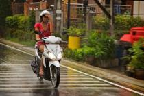 В Таиланде официально начался сезон дождей