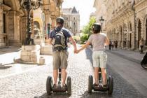 Будапешт запретил сигвеи в центре города
