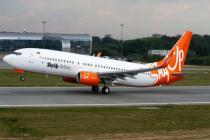 SkyUp начала летать на втором самолете
