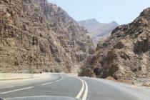 К самой высокой горе Эмиратов теперь легко добраться