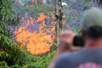 Вулкан уничтожил курорты и туризм на Гавайях
