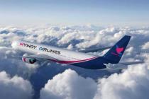 Новая авиакомпания начала летать на маршруте Харьков-Батуми