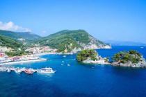 Феерия ставит чартер в западную Грецию