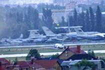 Рейс из Анталии совершил аварийную посадку в аэропорту Киев