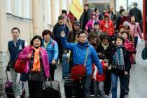 Китай становится главным двигателем мирового туризма