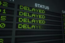 Когда прекратятся задержки рейсов?