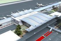 """Новый пассажирский терминал в киевском аэропорту """"Борисполь"""" примет первый рейс в конце марта 2012 года"""