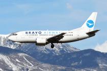 Большинство туристов не хочет лететь на Bravo Airways