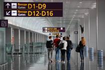 Пассажиропотоки через украинские аэропорты бьют рекорды