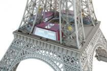 Символ Парижа на реконструкции