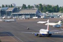 """Аэропорт """"Киев"""" принял рекордное количество пассажиров"""