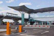 Названа стоимость услуг нового паркинга в Борисполе