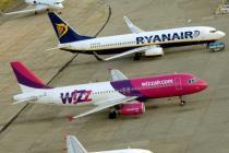 Ryanair против Wizzair: в чем выиграют украинские пассажиры
