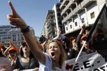 Всеобщая забастовка в Греции перерастает в беспорядки