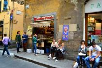 Во Флоренции новый закон для туристов: штраф до 500 евро
