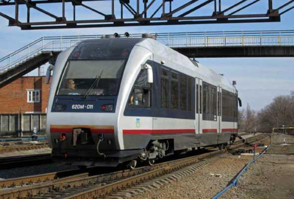 Где искать поезда-экспрессы в аэропорт Борисполь?