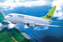 AirBaltic распродает билеты от 15 евро