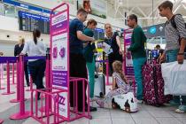 Wizz Air не пустит ручную кладь на борт