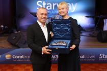 Coral Travel в 11-й раз собрал лучших из лучших на Starway Tourism Awards 2018