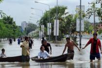 В Паттайю хлынули тысячи беженцев, спасающихся от наводнения