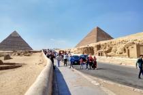 В пригороде Каира теракт!