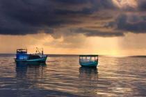 Тропический шторм Пабук достиг юга Таиланда