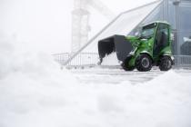Европу накроет второй волной снегопадов. Австрия и Германия отходят от первой