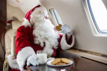 Куда чаще всего летали украинцы на Новый год?
