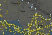 Небо над Пакистаном остаётся закрытым