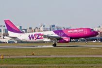 Wizz Air проредил маршрутную сеть в Европу