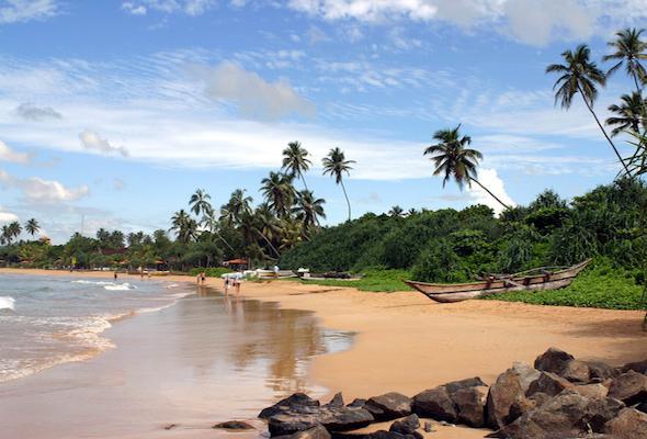 Шри-Ланка — Туристическое агентство