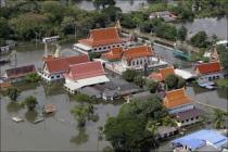 О сложившейся ситуации в Бангкоке из-за случившегося наводнения в Таиланде
