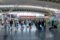 Пассажиропоток крупнейших аэропортов идёт в рост