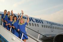 """Рейсы """"Аэросвит"""" переведут в другой, более удобный для стыковок и пассажиров терминал """"Шереметьево"""""""