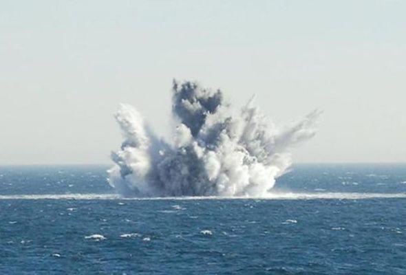 Атомного взрыва в Южно-Китайском море не было