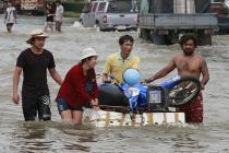 Большой потоп уходит из Бангкока