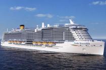 Коронавирус на борту круизного лайнера Costa Crociere не обнаружен